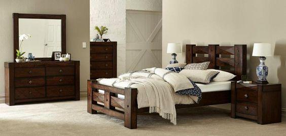 Sleepzone: Bushman Bedroom Suite
