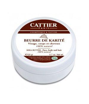 Cattier Beurre de karité 100g #bio #cosmetique #karite