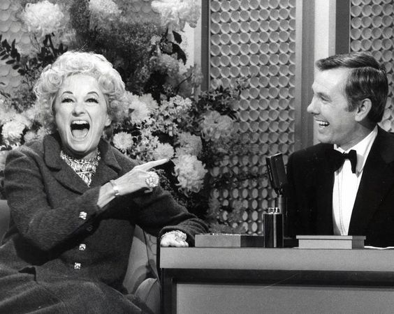 """""""We lost a comedy legend today. Phyllis Diller was the queen of the one-liners. She was a pioneer."""" -Ellen DeGeneres (Photo courtesy of Pioneers of Television)"""