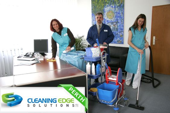 #officecleaningservicesperth Cleaning Edge Solutions offers a wide range of professional cleaning services for office for more than 35 years