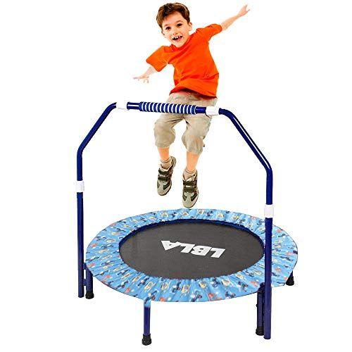Pin En Trampoline For Kids