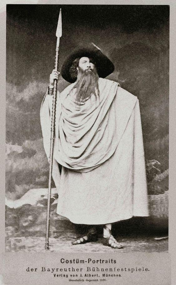 Franz Betz  Wanderer 1876