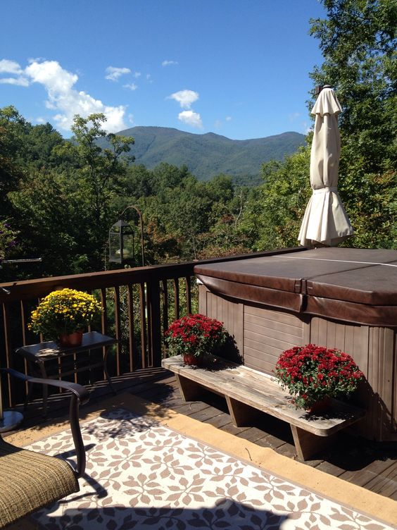 It S Nearly Fall Harvest Time In Bryson City Nc Cabins