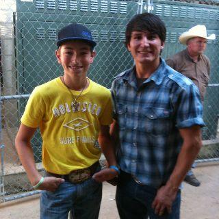 Me and Ryan dirteater