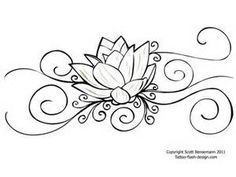 Easy Flower Sketches easy sketches of flowers - bing images art ...