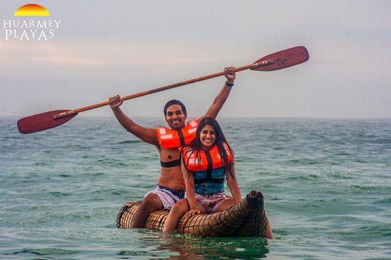 Ven disfruta nuestros paseos en #KayackMoche...Info al 947-388-704