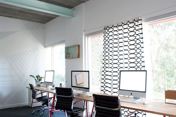 cool collaborative workspace