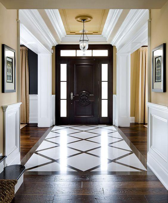 10 Beautiful Foyer Decor Designs