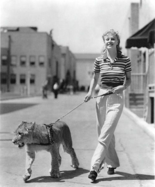 Ginger Rogers: