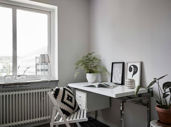 Scandinavian Interior With 1940's Charm 18
