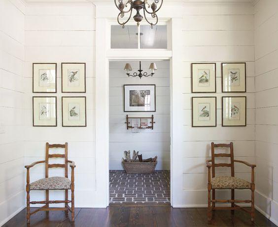 Audubon prints and symmetry ~ Emily Followill Photography