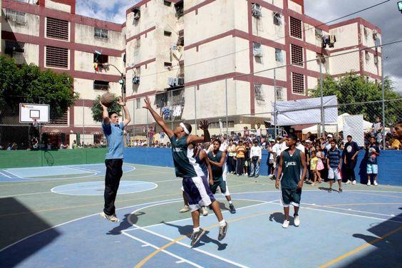 Educación y Deporte claves para vencer la violencia ¡Ese es el camino!