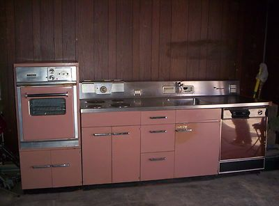 Hotpoint Metal Kitchen Cabinets For Sale