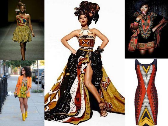 les 25 plus belles robes en wax belle ankara et mode africaine. Black Bedroom Furniture Sets. Home Design Ideas