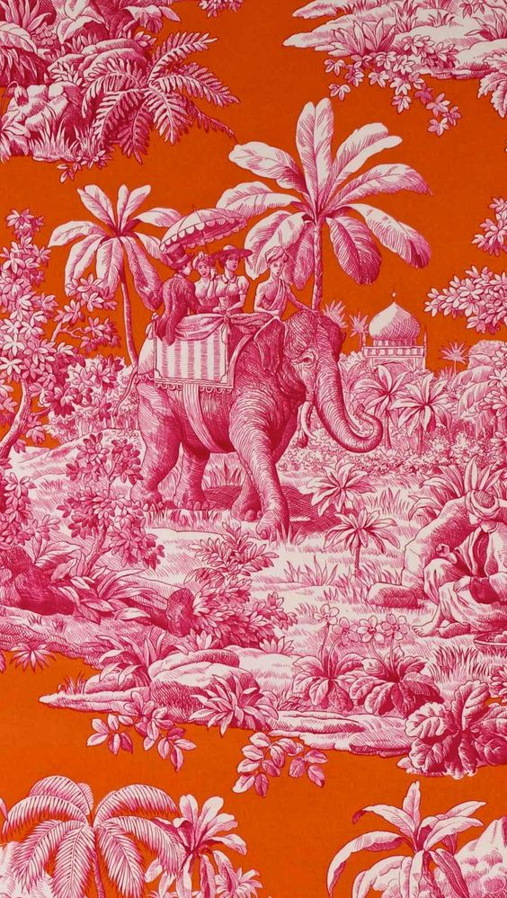 manuel canovas-Bengale fabric. I'll trade for this fabric, or the Duvet/sheet set originally made in this (King Duvet, either size shams, Queen sheets.)