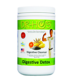 Improve Digestive Health With Detox Systems, Digestive Detox System From Dr. Ho  :: Dr Ho's