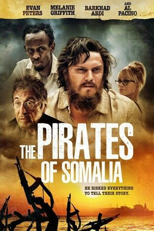 "LOS PIRATAS DE SOMALIA (THE PIRATES OF SOMALIA, 2017)""."