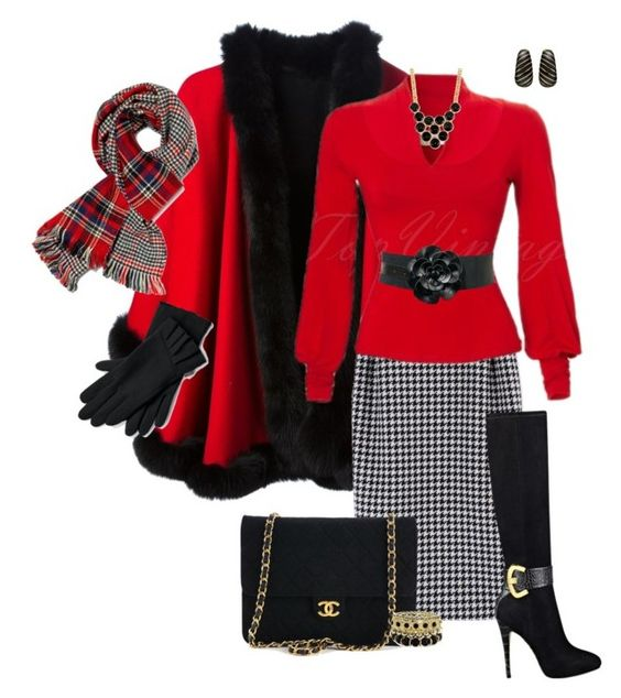 """""""Winter Ensemble"""" by kathleensmith-i ❤ liked on Polyvore featuring 32 Paradis Sprung Frères, Echo, MaxMara, GUESS, Forever 21, Chanel, David Webb, Kenneth Cole, women's clothing and women's fashion"""