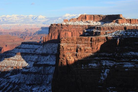 Canyonlands National Park, Winter