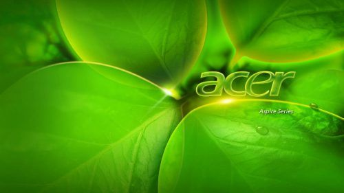 Acer Series Laptop Background With 3d Green Leaves Hd Wallpapers Wallpapers Download High Resolution Wallpapers Acer Acer Desktop Desktop Wallpapers Backgrounds