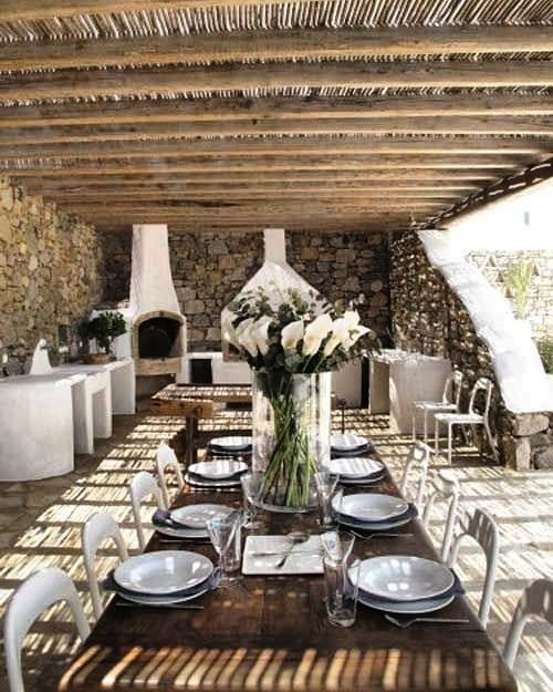 [New] The 10 Best Home Decor (with Pictures) -  Pergolados - luxurius Villa in Mykonos/Greece : : #rustic #pergolados #mykonos #greece #decoracion #designdeinteriores #white #concreto #madeira #bambu #clean #luxury #travel #grecia #chic