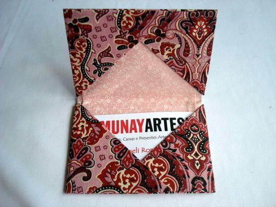 porta-cartao-de-visitas-arabesco-rosa-eco porta-cartao-de-visitas ...