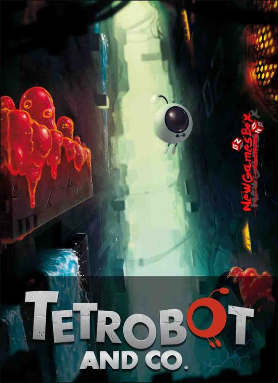 Tetrobot and Co. PC Game Free Download Full Version, Fully Compressed