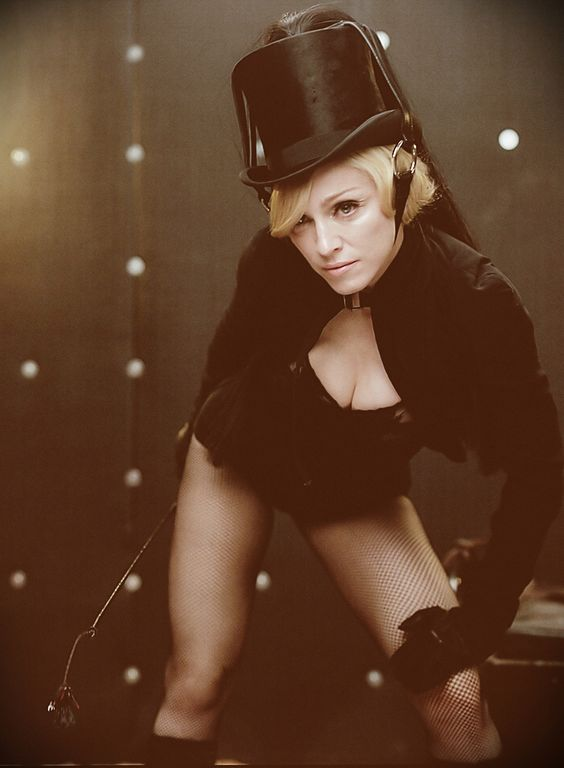Madonna W Magazine 2006