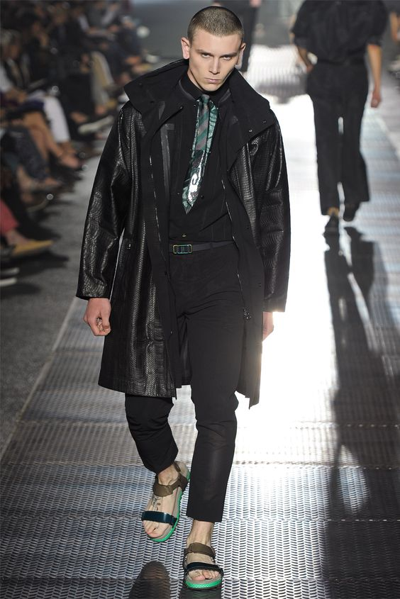 Lanvin menswear Spring Summer 2013 collection
