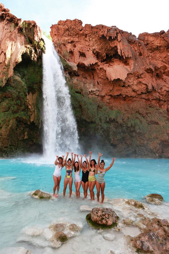 How To Get To Havasu Falls By Car