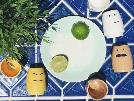 Hermanos Tequileros | Tequila ceramic shots
