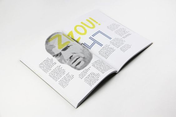 spiel visual culture design 12 elfth man magazine graphic design 3
