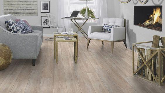 raumbild von designbelag tarkett starfloor click 50 vinyl designbelag clic cerused oak http. Black Bedroom Furniture Sets. Home Design Ideas