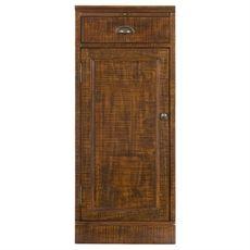 Vineyard Wine Storage Cabinet Left Hand (Lower) | Freedom Furniture and Homewares