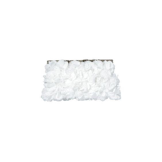 ヴァレンティノ (VALENTINO GARAVANI) - クラッチバッグ - 4474ファッションアイテムのカタログ検索 |... ❤ liked on Polyvore featuring bags, handbags, clutches, floral, white, flower print handbags, white purse, floral purse, floral handbags and flower print purse