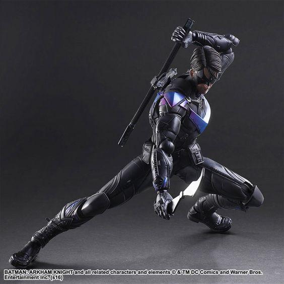 Play Arts Kai Nightwing 006