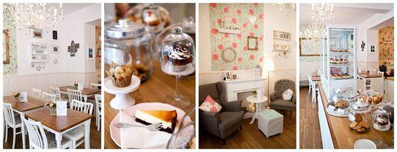 """Cafe """"Sweet Time"""" in Düsseldorf"""