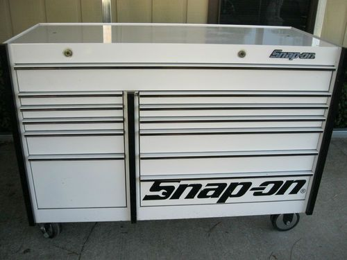 Snap On Rolling Lower Tool Box Cabinet Tool Box S