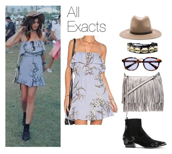 """""""eleanorj92: Amazing weekend at Coachella with @REVOLVE - home time now! #revolvefestival"""" by thetrendpear-eleanor ❤ liked on Polyvore featuring Tularosa, Ash, Rebecca Minkoff and rag & bone"""