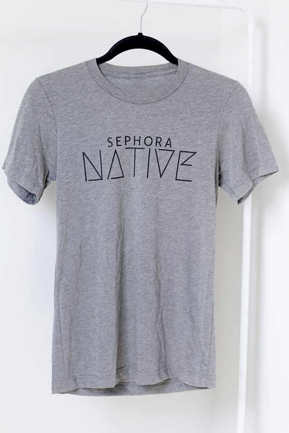 Sephora Native Tee