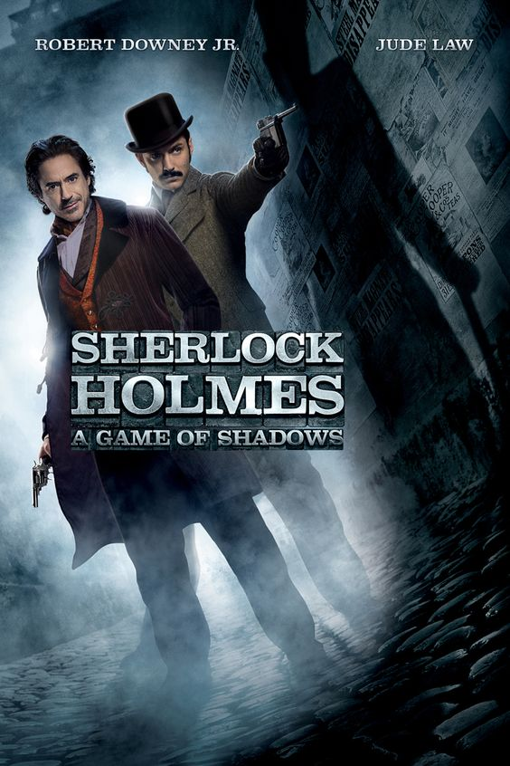 Robert Downey Jr. has swag to spare in the second Sherlock movie which is confusing but fun.