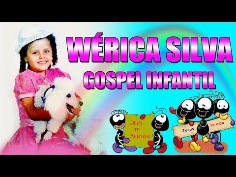 Hinos Gospel Infantil Werica Silva Lp Brilhando Pupui Iu