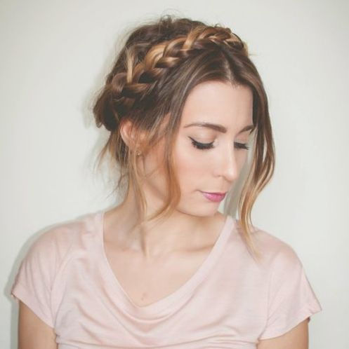 38 Quick And Easy Braided Hairstyles Braided Hairstyles Easy Easy Hairstyles Easy Braids