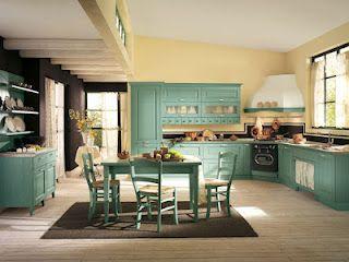 arredissima cucina classica azzurra | arredamento classico ... - Cucine Arredissima