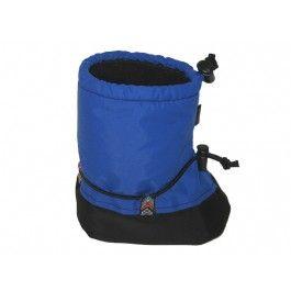 <ul><br/><li>A baby bootie perfect for the jogger, the carrier, for camping or at daycare!</li><br/><li>Comfort zone -15 à -25°C</li><br/><li>Exterior - 100% nylon</li><br/><li>Insolation - 100 % polyester Maxsoft™</li><br/><li>Lining - Polar fleece 100% polyester</li><br/><li>WaterProof and Breathable nylon</li><br/><li>Adjustable Toggles</li><br/><li>Insolated and skid resistant sole</li><br/></ul>