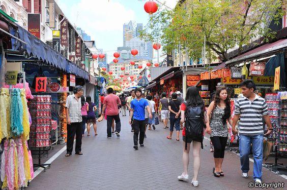 Khu Chinatown