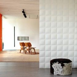 Set di 12 pannelli da muro 3D cubi