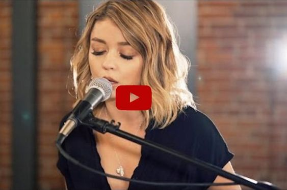 "Sarah Hyland And Boyce Avenue Kill It Once Again With ""Don't Wanna Know"" Cover I dig it"