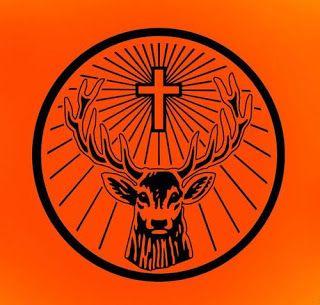 History Of All Logos All Jagermeister Logos Jagermeister Sacred Art Art