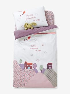Wende-Bettbezug für Babybetten